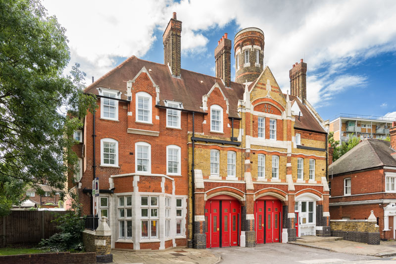 Woolwich Fire Station SE18
